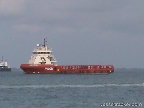 Otros Barcos Caballo Monoceros IMO 9410868 by pitoloco