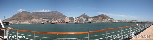 Hafen: Cape Town by Pierre_Marc
