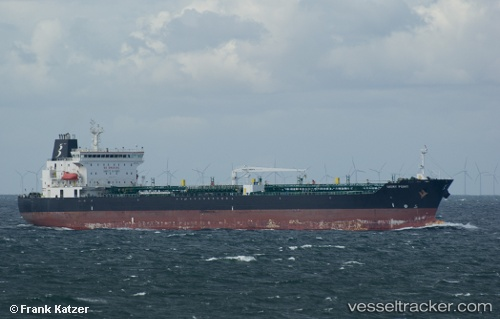 Tankship Ivory Point IMO 9379313 by Becks93