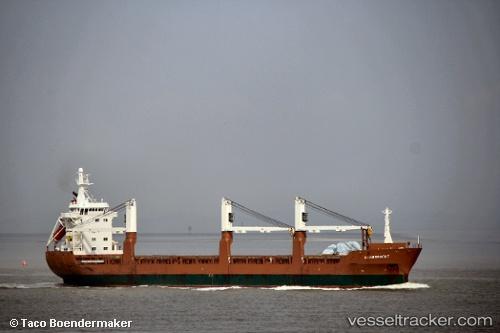 Cargo Ship Edamgracht IMO 9081370 by boenderm
