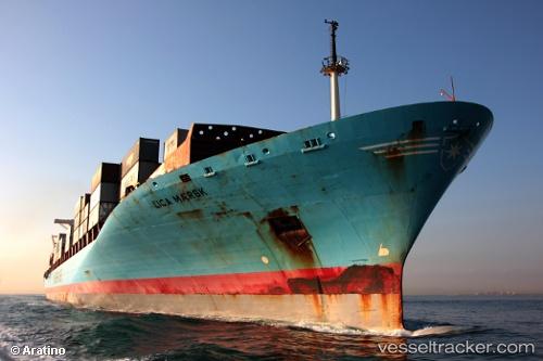 Buques de carga Lica Maersk IMO 9190779 by ARATINO