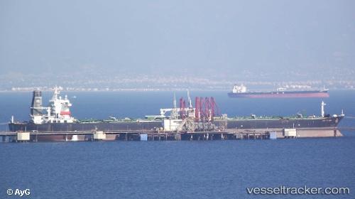 Tankship Al Mubarakah IMO 9030917 by agulesin
