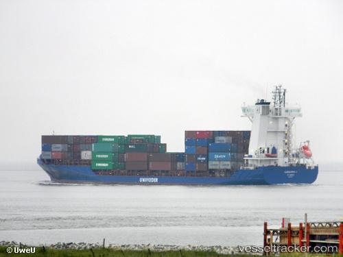 Sonstiges Schiff Aldebaran J IMO 9349186 by UweU