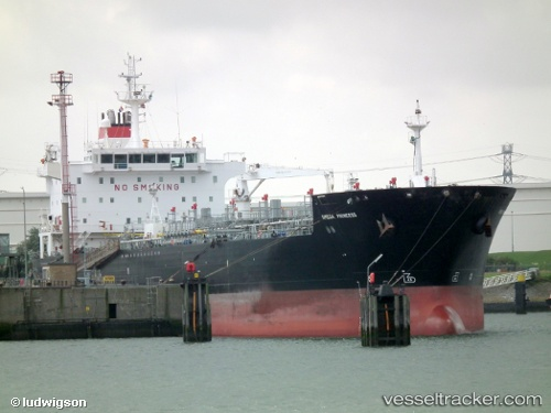 Buques petroleros Morgane IMO 9327425 by ludwigson