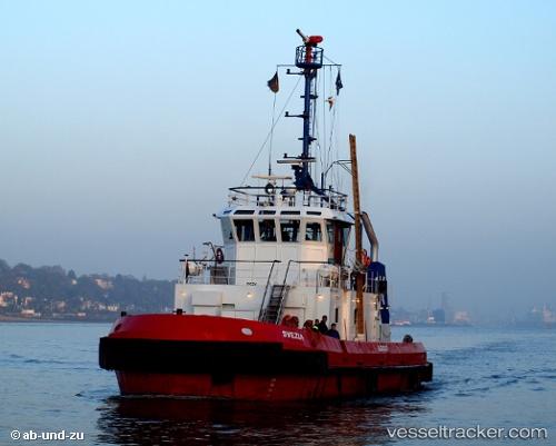 Schleppendes Schiff Svezia IMO 9319014 by ab-und-zu