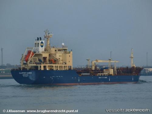 Tankship Fortune Karen IMO 9323003 by Joop.Klaasman