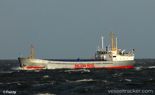 Frachtschiff Steenborg IMO 6719885 by Fuzzy