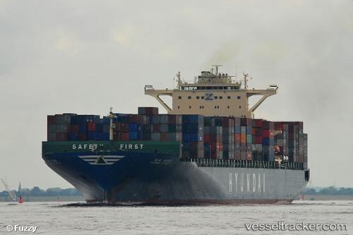 Hyundai Loyalty Type Of Ship Cargo Ship Callsign