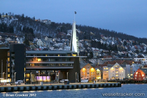 port: Tromso by briancrocker