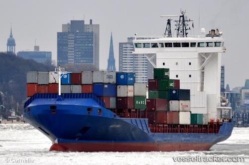 Frachtschiff Aldebaran J IMO 9349186 by COKL