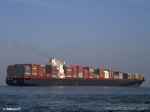 Buques de carga Zim Antwerp IMO 9398448 by Sillium77