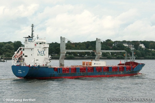 Buques de carga Southwester IMO 9126728 by Wolfgang Berthel