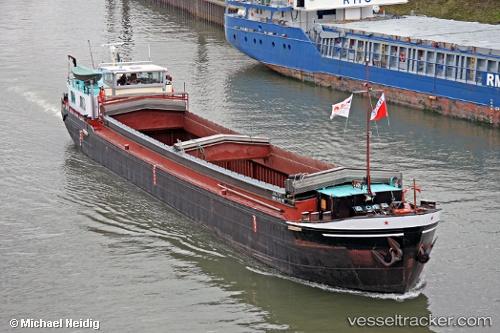 Frachtschiff Jan by Romine46
