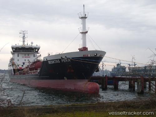 Tankers Besiktas Pera IMO 9517458 by Timsen