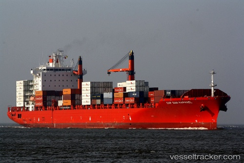 Buques de carga Cap Doukato IMO 9227285 by petric