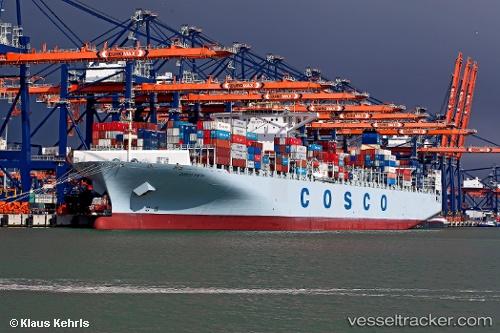 tableau de bord pour le port de rotterdam vesseltracker