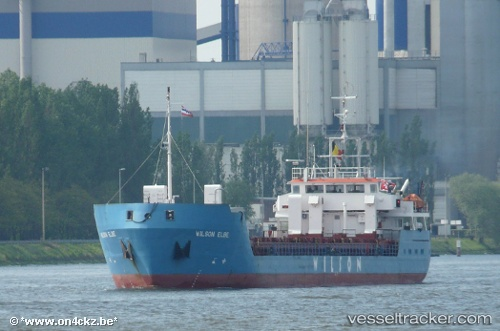 货船 Wilson Elbe IMO 9060675 by on4ckzpatrick