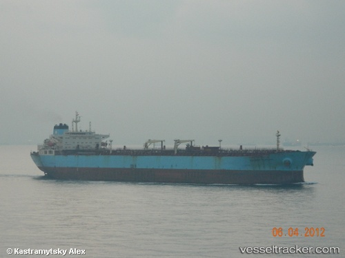Tankers Maersk Phoenix IMO 9283291 by WTYPMAH