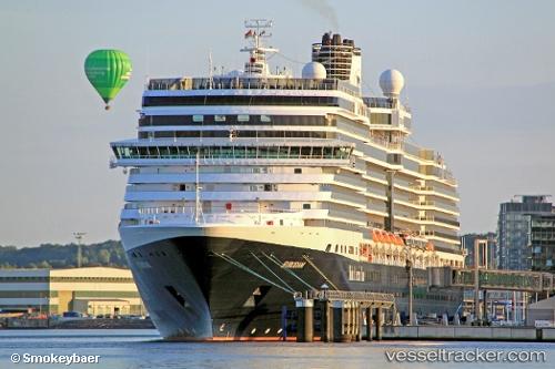 Eurodam Type Of Ship Passenger Ship Callsign PHOS - Eurodam cruise ship