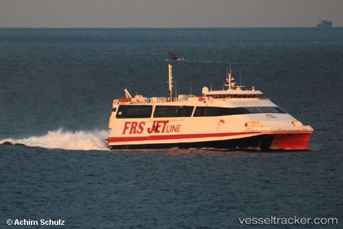 High-Speed Craft Algeciras Jet IMO 9198551 by achimschulz