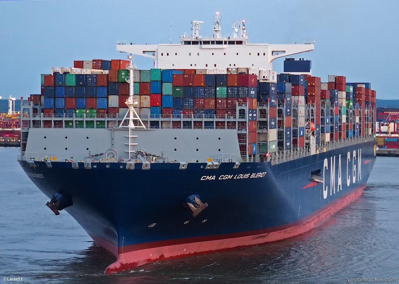 CMACGM LOUIS BLERIOT Vessel Photos For Linse51