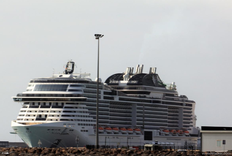 MSC GRANDIOSA Vessel photos for Rolli - vesseltracker.com