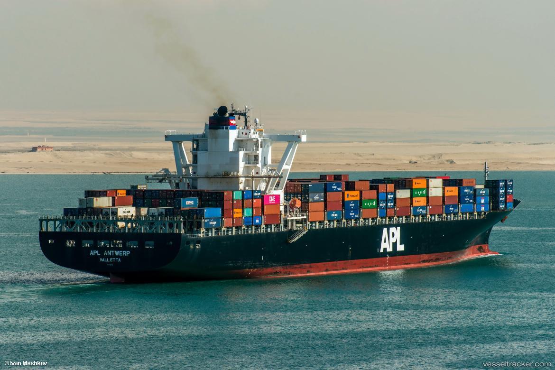 antwerp trader vessel