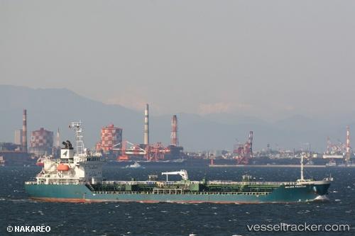 Tankship, IMO 9401403, MMSI 567543000, Callsign