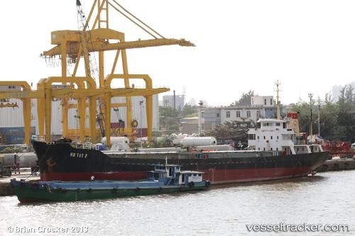 Ho Tay 2 - Cargo Ship, IMO 9315329, MMSI 574243000, Callsign