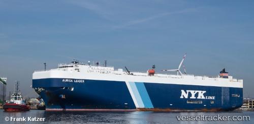 Auriga Leader - Cargo Ship, IMO 9402718, MMSI 357880000