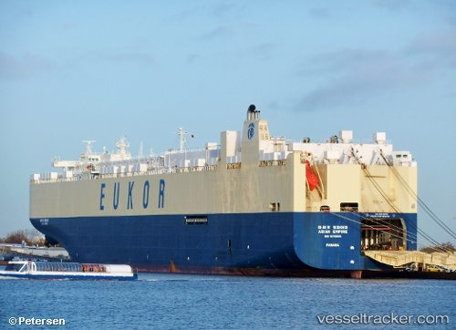Asian Empire - Cargo Ship, IMO 9176606, MMSI 440114000, Callsign