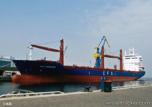 X Press Mahananda - Cargo Ship, IMO 9348998, MMSI 563055100