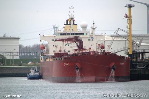 Apnoia - Tankship, IMO 9448152, MMSI 215282000, Callsign 9HA5038
