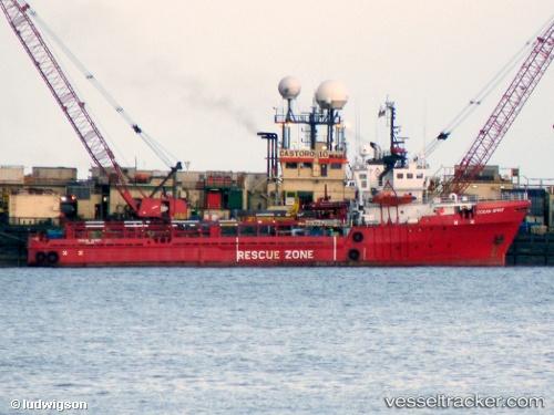 Other Ship, IMO 8111001, MMSI 657170600