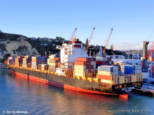 kota loceng cargo ship imo 9628336 mmsi 563267000 callsign