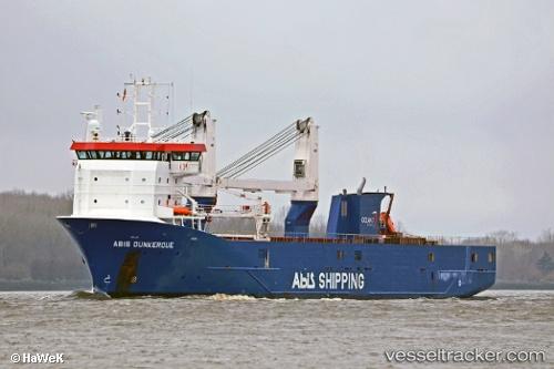 Eemslift Dafne - Cargo Ship, IMO 9671448, MMSI 244810443 ...