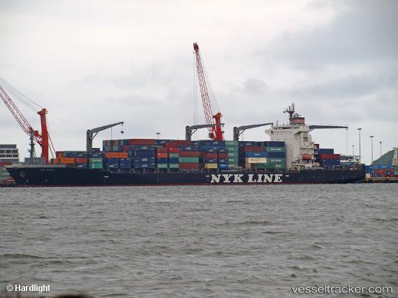 NYK Isabel - Cargo Ship, IMO 9387437, MMSI 564938000