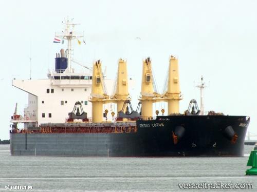 Cargo Ship, IMO 9514315, MMSI 636018053