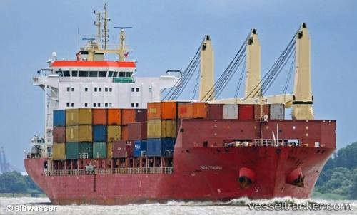 Cargo Ship, IMO 9614701, MMSI 269075000, Callsign