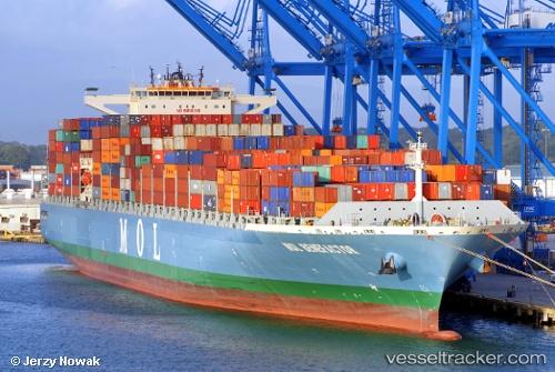 MOL Benefactor - Cargo Ship, IMO 9739666, MMSI 477307900, Callsign