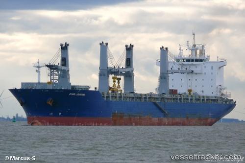 Star Louisiana - Cargo Ship, IMO 9593880, MMSI 538006859