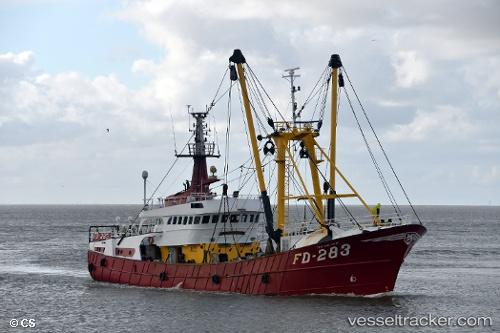 BoatImo 235007860 Fd283 Hinte Fishing 8816120Mmsi Trui Uan kOiPuTXZ