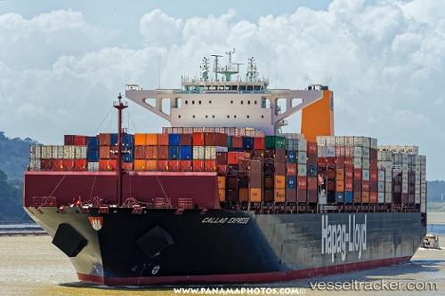 Callao Express - Cargo Ship, IMO 9777606, MMSI 218839000