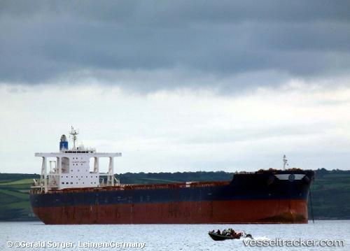 Cargo Ship, IMO 9701188, MMSI 538005829