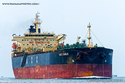 Tankship, IMO 9550694, MMSI 538004168