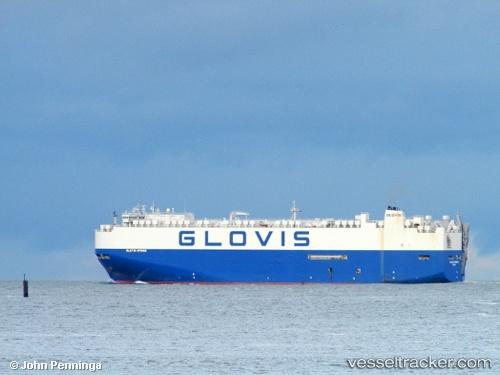 Glovis Spring - Cargo Ship, IMO 9749594, MMSI 538006886, Callsign