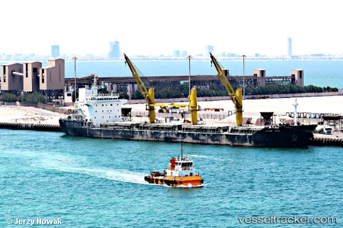 Port of Dammam in Saudi Arabia - vesseltracker com