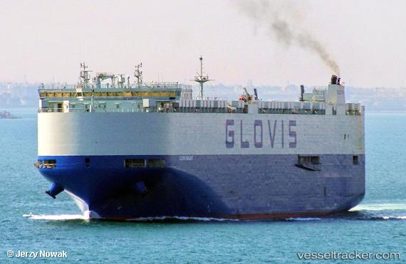 Glovis Sunlight - Cargo Ship, IMO 9798416, MMSI 538007440, Callsign
