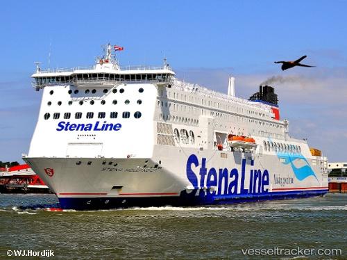 Stena Hollandica - Passenger ship, IMO 9419163, MMSI 244758000
