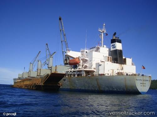 Cargo Ship, IMO 9116694, MMSI 374294000